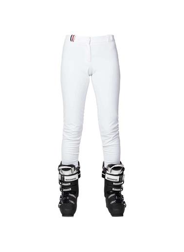 Rossignol Rossıgnol Skı Fuseau Kadın Kayak Pantolonu Beyaz